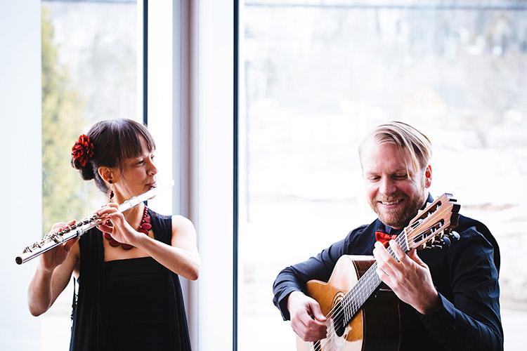 Duo-Beija-Flor is touring in Prairie Debut's 2020-21 season