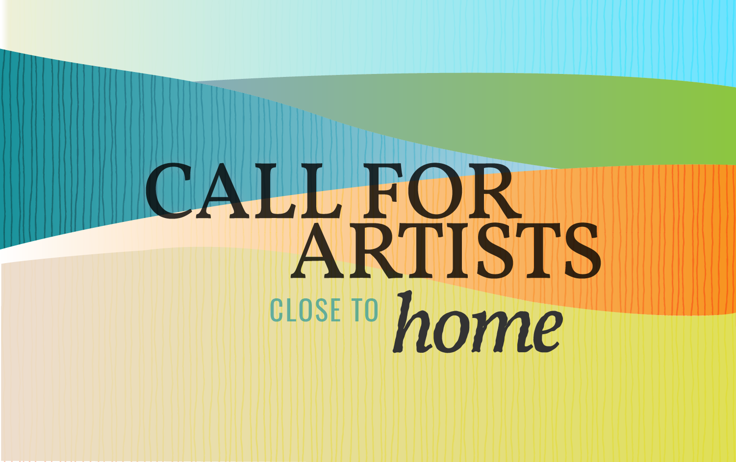 Call for artists close to home - Canadian musician job