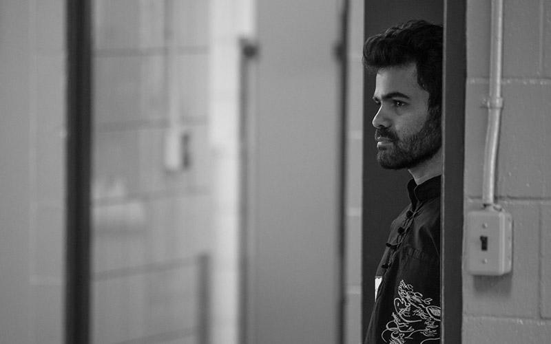 Farhad Khosravi (santur)   Prairie Debut 2021-22 Artist