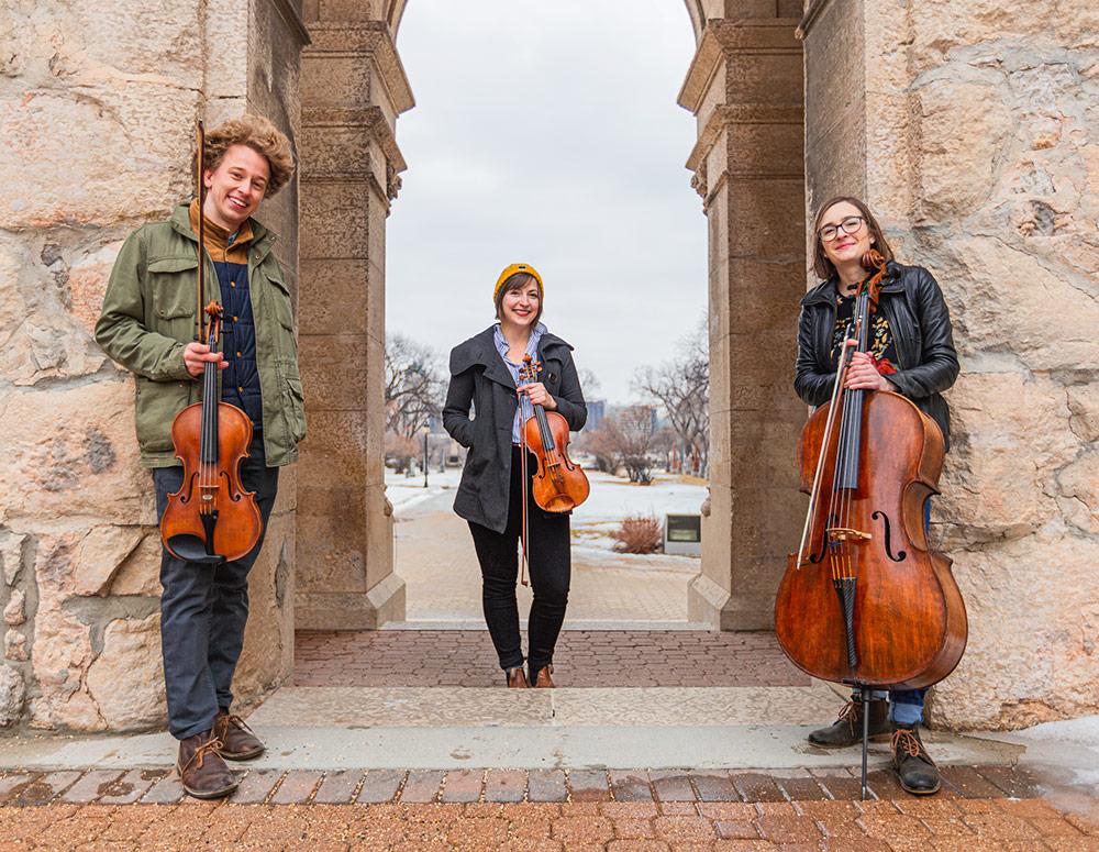 Indigo Trio - Prairie Debut 2021