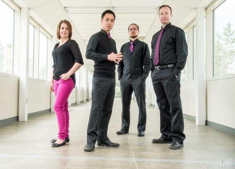 The Proteus Saxophone Quartet