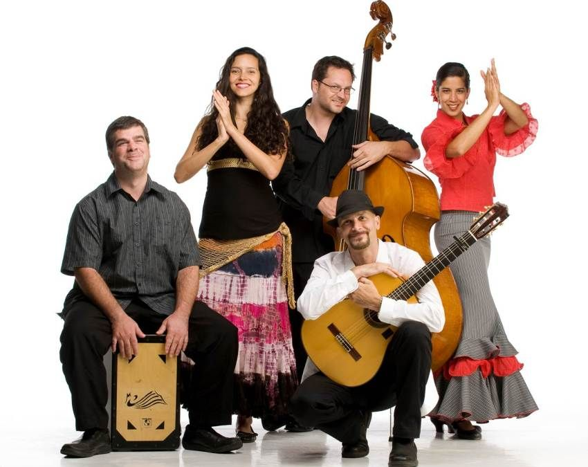 Jorge Miguel Flamenco Ensemble