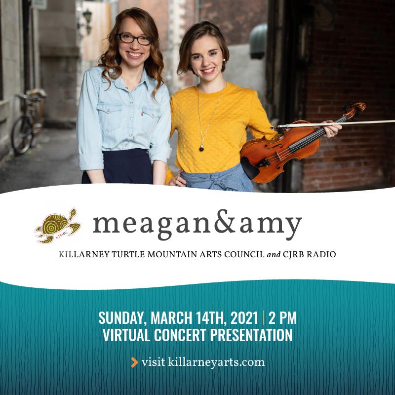 meagan&amy virtual concert March 14
