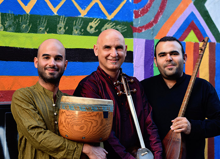 Regard Persan Trio tour presented by Prairie Debut